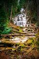 waterfall, Montana,