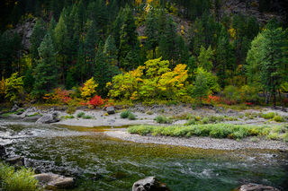 Leavenworth, Washington, colors, currents