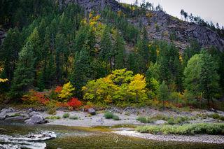 Washington, Leavenworth, fall