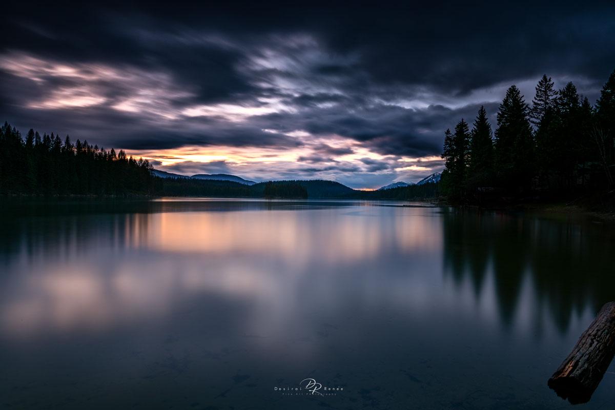 Stillwater Lake, Montana, , photo